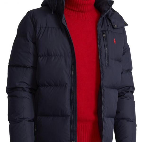 Polo Ralph Lauren El Cap Puffa Jacket Navy