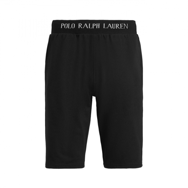 Polo Ralph Lauren Loop Back Jersey Short Black