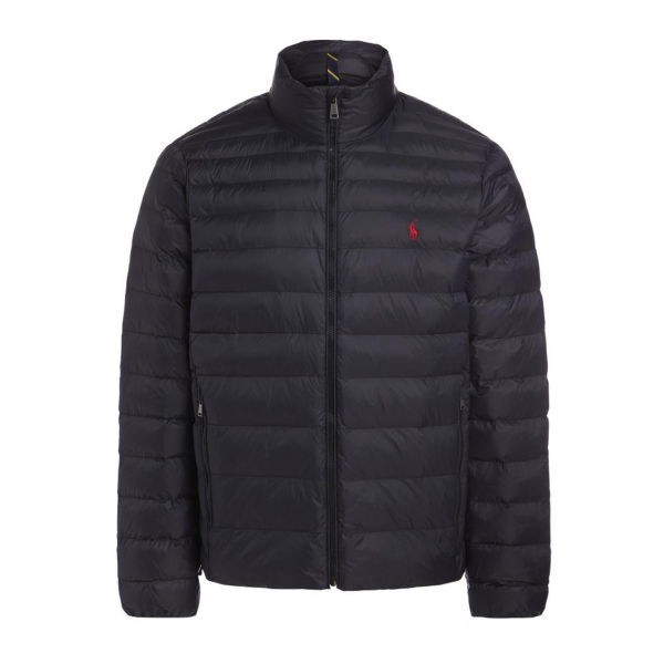 Polo Ralph Lauren Terra Quilt Jacket Black