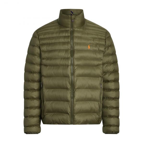 Polo Ralph Lauren Terra Quilt Jacket Dark Lodan