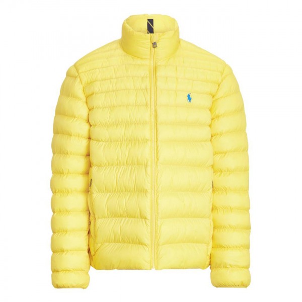 Polo Ralph Lauren Terra Quilt Jacket Yellow
