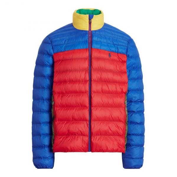 Polo Ralph Lauren Terra Quilt Multi Jacket Multi