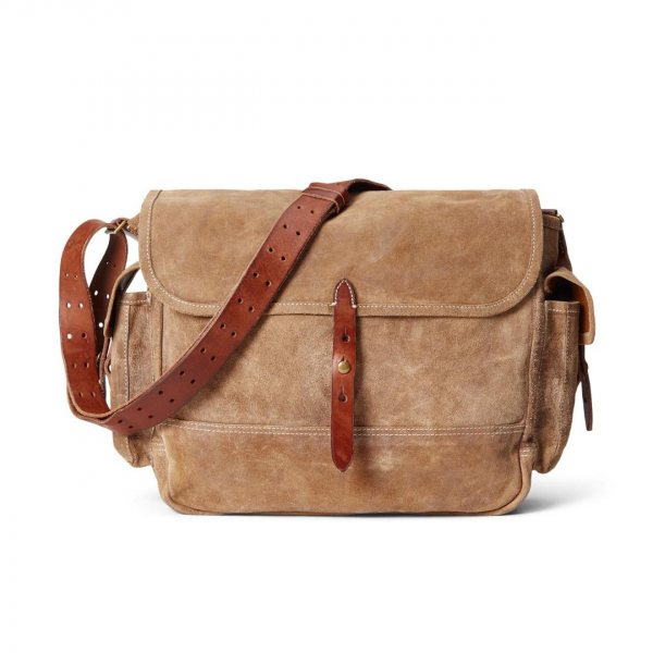 RRL by Ralph Lauren Ammunition Bag Tan