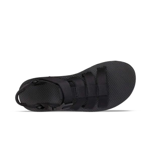 Teva Original Womens Dorado Sandals Black