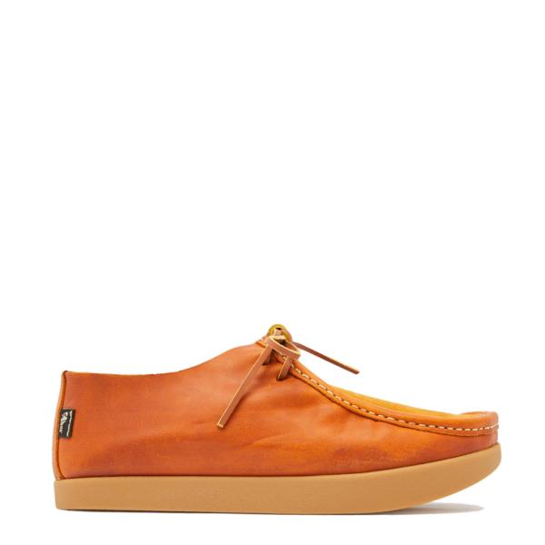 Yogi Willard Reverse Vamp Shoe Apricot