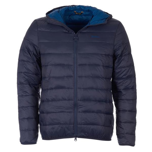 Barbour Benton Quilt Jacket Navy