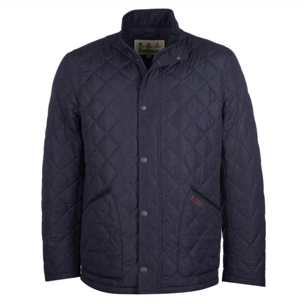 Barbour Dinsdale Quilt Jacket Dark Navy