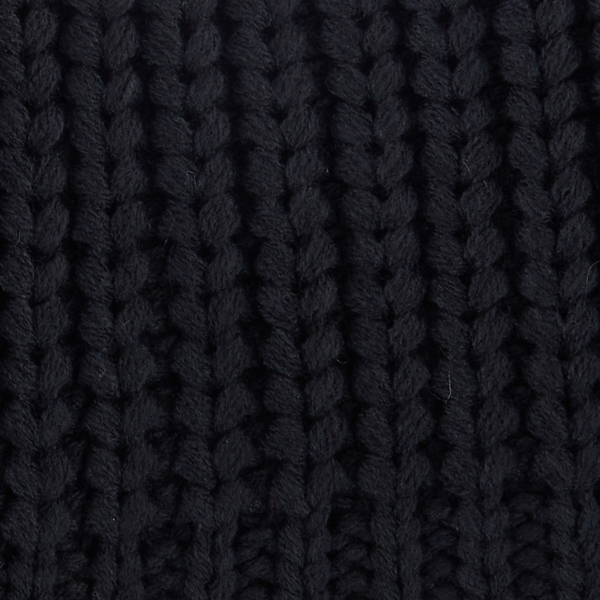 Barbour Womens Saltburn Beanie / Scarf Gift Set Black