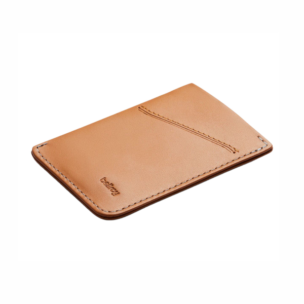 Bellroy Card Sleeve Toffee
