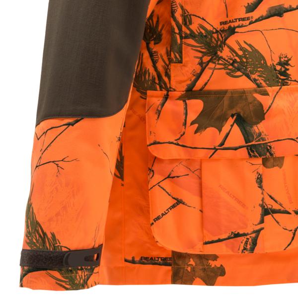 Beretta Gascon Jacket Realtree AP Camo HD Orange