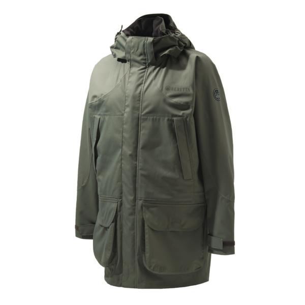 Beretta Light Packable Aria Jacket Green