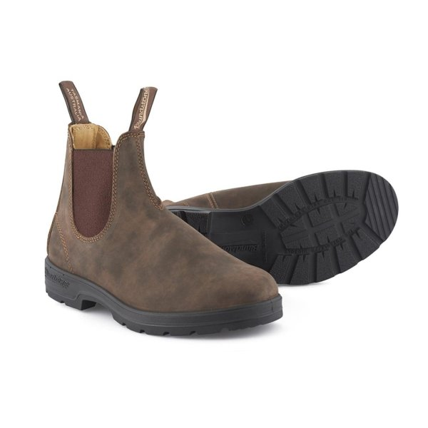 Blundstone Classic Chelsea Boot Rustic Brown