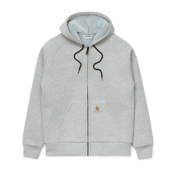 Carhartt Car-Lux Hooded Jacket Ash Heather / Grey