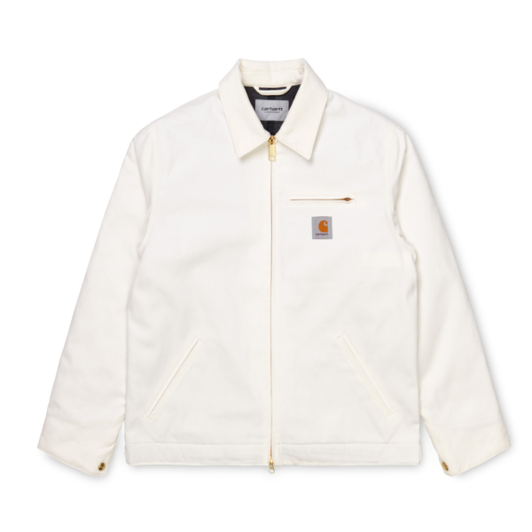 Carhartt Detroit Jacket Wax Rigid