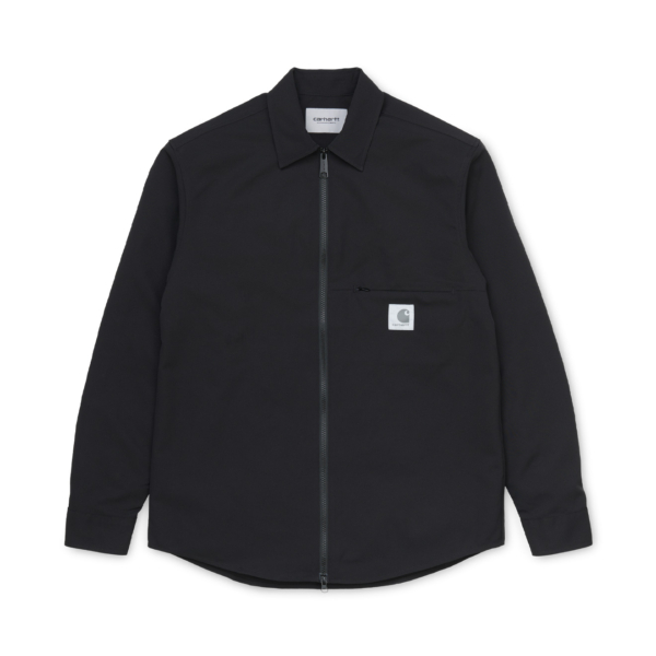 Carhartt L/S Colewood Shirt Black