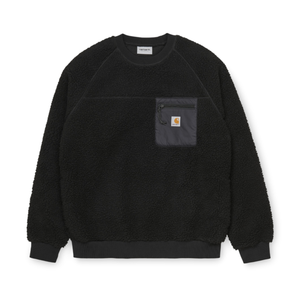 Carhartt Prentis Sweatshirt Black