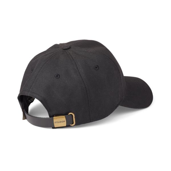 Filson Logger Cap Black