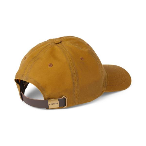 Filson Oil Tin Low Profile Cap Tan