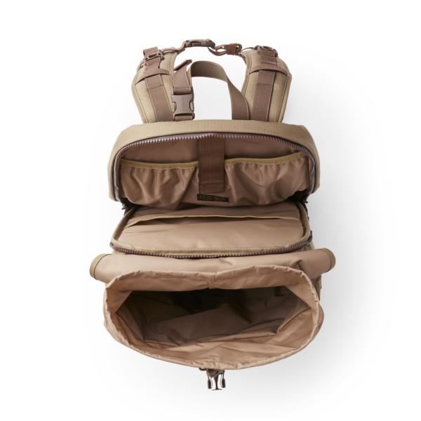 Filson Ripstop Nylon Backpack Field Tan