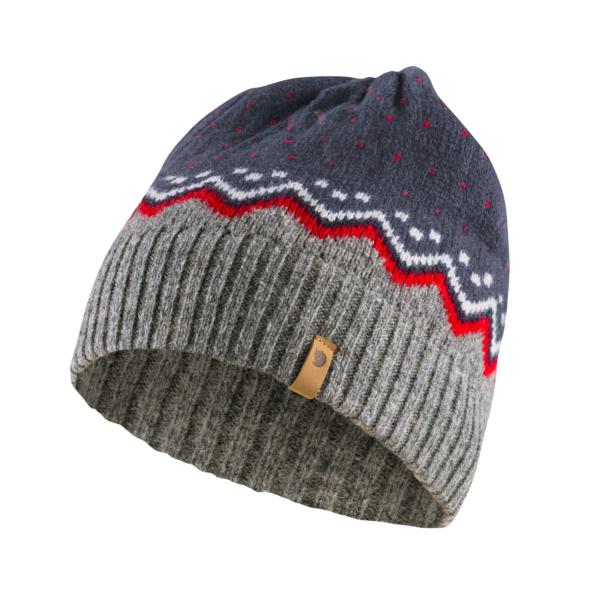 Fjallraven Ovik Knit Hat Navy