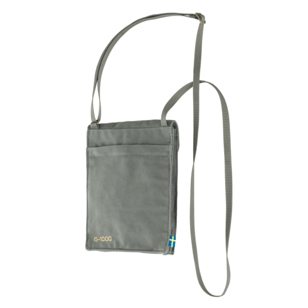 Fjallraven Pocket Shoulder Bag Super Grey