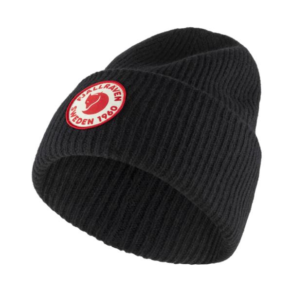 Fjallraven 1960 Logo Hat Black