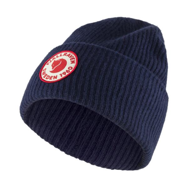 Fjallraven 1960 Logo Hat Dark Navy