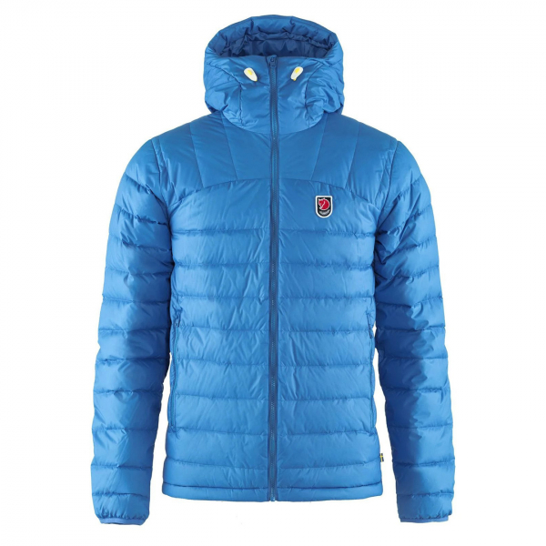 Fjallraven Expedition Pack Down Hoodie UN Blue