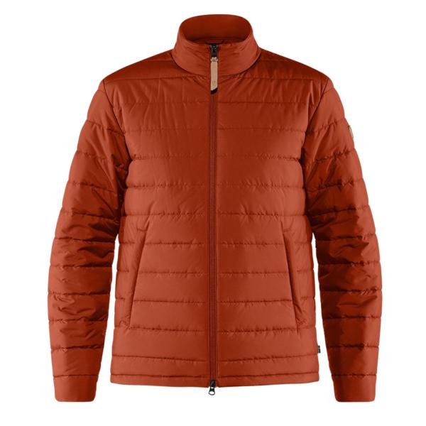 Fjallraven Kiruna Liner Jacket Autumn Leaf