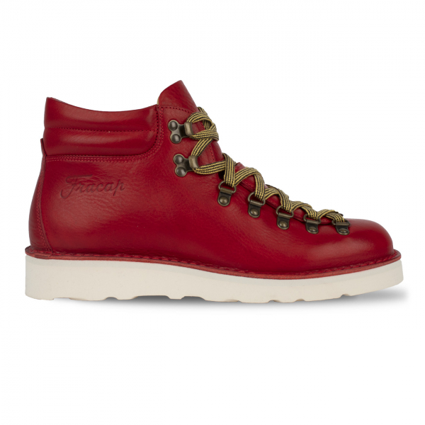 Fracap M127 Double Collar Boot Red
