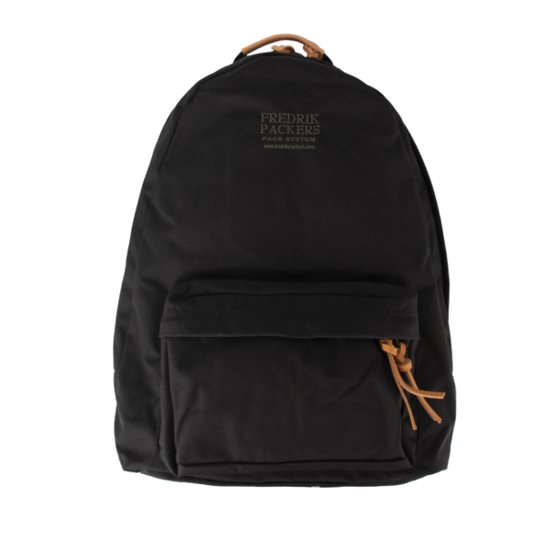 Fredrik Packers Day Pack Black