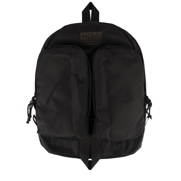 Fredrik Packers Twins Backpack Black