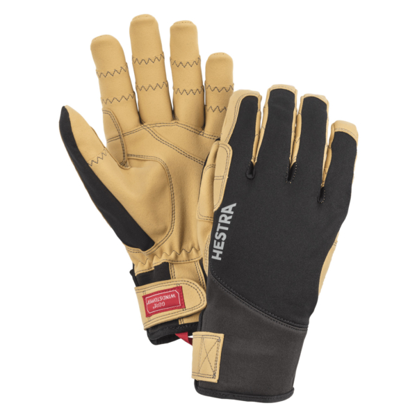 Hestra Ergo Grip Tactility Gloves Black