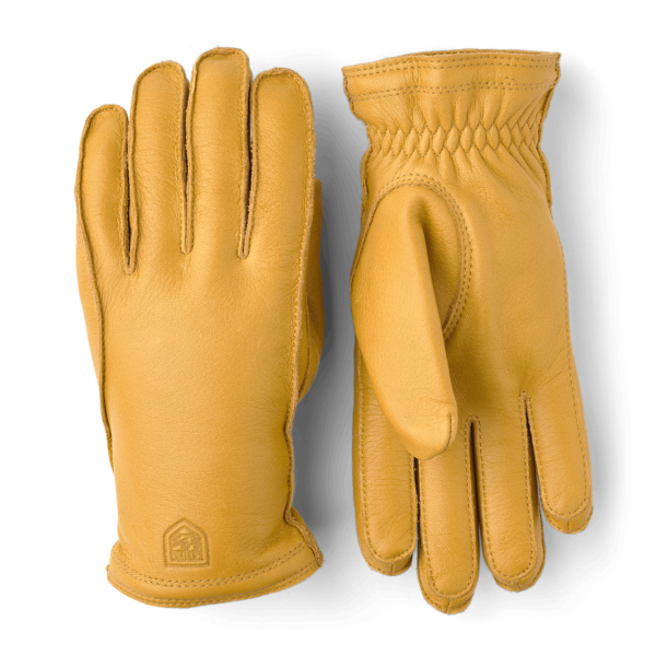 Hestra Frode Gloves Natural Yellow