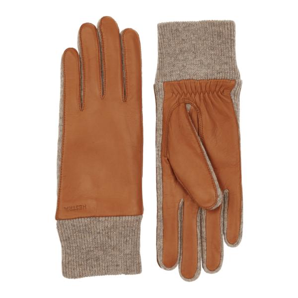 Hestra Jeanne Gloves Cork