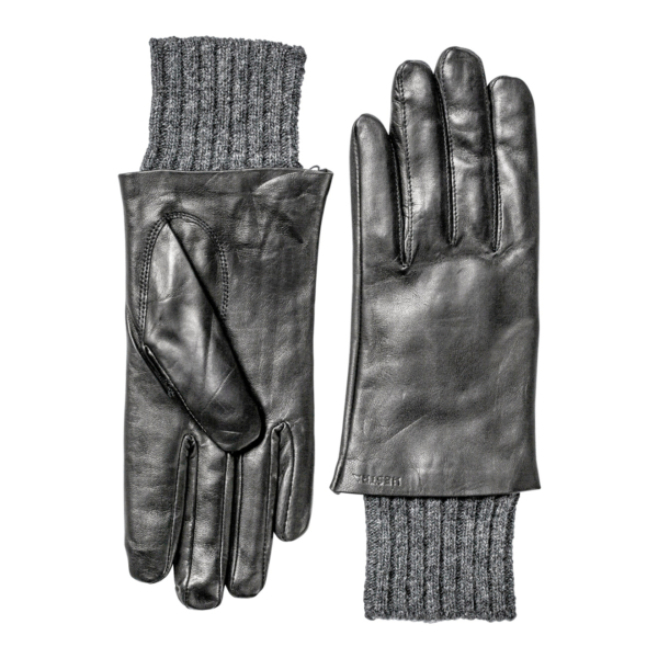 Hestra Megan Gloves Black