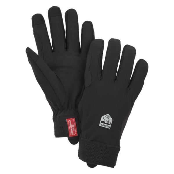 Hestra Windstopper Tracker Gloves Black
