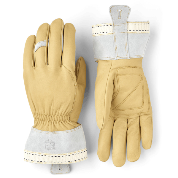 Hestra Skullman Glove Natural Brown