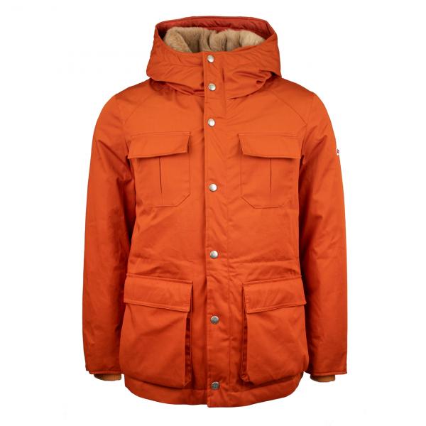 Holubar North Hunter Jacket Dark Orange