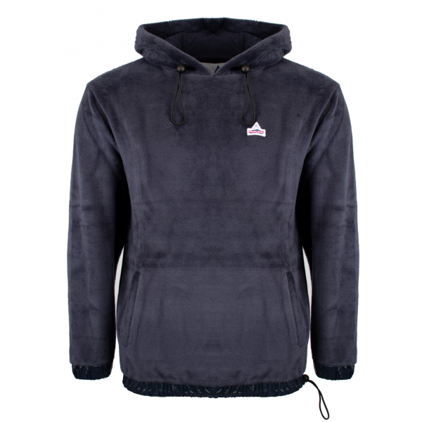 Holubar Polar Hooded Fleece Dark Blue