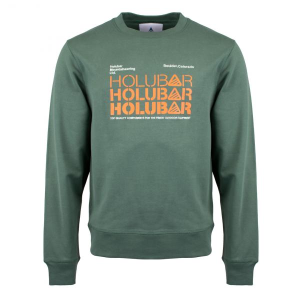HOLUBAR TRIPLE H SWEAT DEEP GREEN