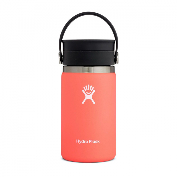 Hydro Flask 12oz Wide Mouth Flex Sip Lid Hibiscus
