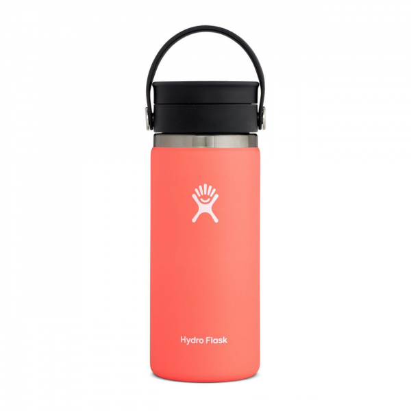Hydro Flask 16oz Wide Mouth Flex Sip Lid Hibiscus