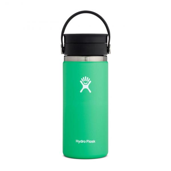 Hydro Flask 16oz Wide Mouth Flex Sip Lid Spearmint