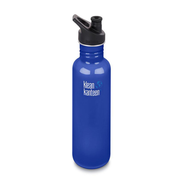 Klean Kanteen Classic Sports Cap 800ml Coastal Waters
