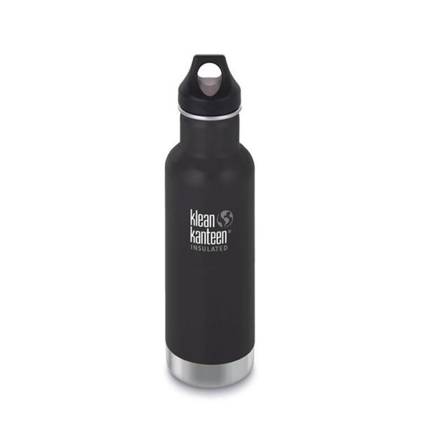 Klean Kanteen Classic Vacuum Insulated 592ml Shale Black