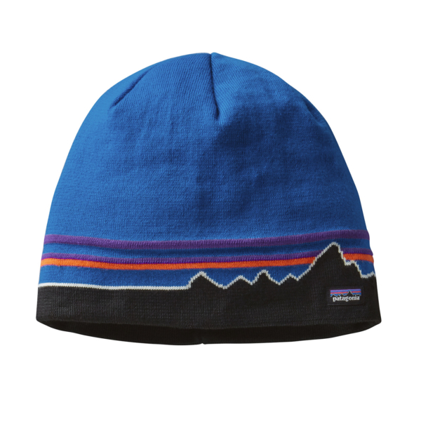 Patagonia Beanie Hat Classic Fitz Roy / Andes Blue