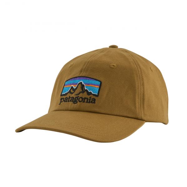 Patagonia Fitz Roy Horizons Trad Cap Mulch Brown