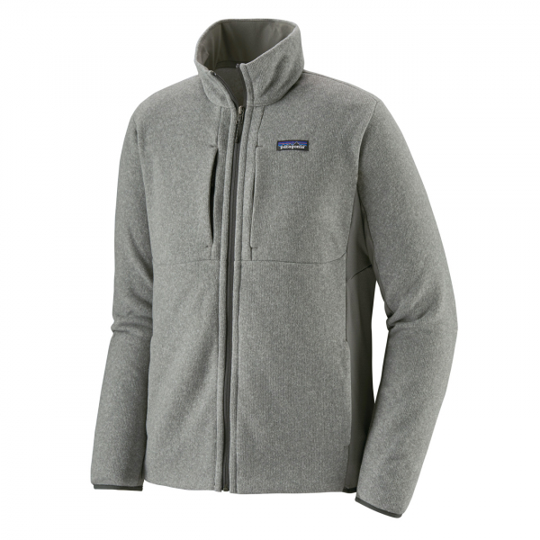 Patagonia Lightweight Better Sweater Full Zip Jacket Feather Grey