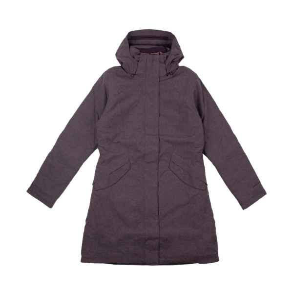 Patagonia Womens Vosque 3-in-1 Parka Hyssop Purple